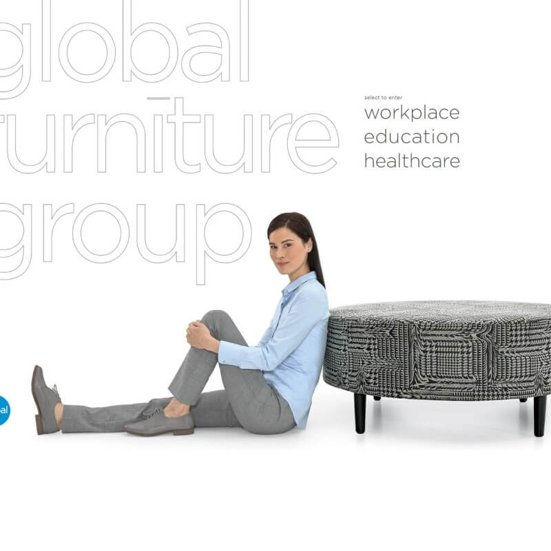 Global Furniture Group Website